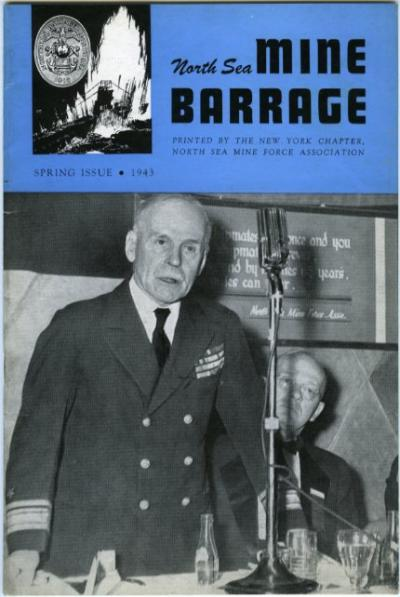 North Sea Mine Barrage Journal, Vol. 1 No. 1, Spring 1943
