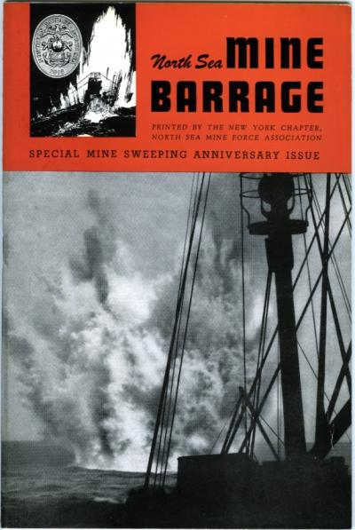 North Sea Mine Barrage Journal, Vol. 1 No. 4, Winter 1944